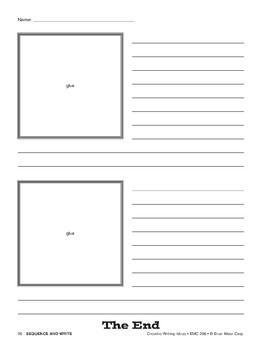 Creative Writing Ideas-Sequence & Write: An Adventure