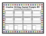 Creative Writing Journal Prompts #2
