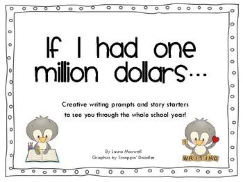 If i had a million dollars essay
