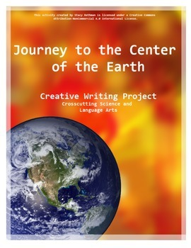 Creative Writing: Journey to the Center of the Earth