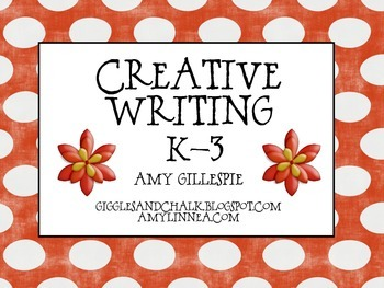 Creative Writing K-3