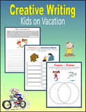 Creative Writing (Kids on Vacation)