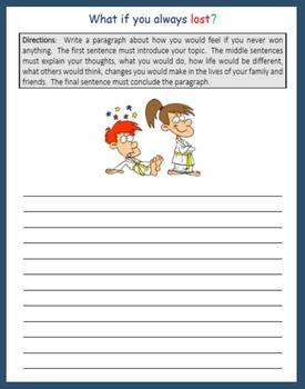 Creative Writing (Kids on Vacation)