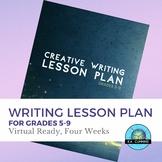 Creative Writing Lesson Plan