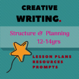 Creative Writing Lesson Plans: Structure and Planning for