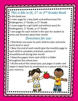 Creative Writing Memory Book