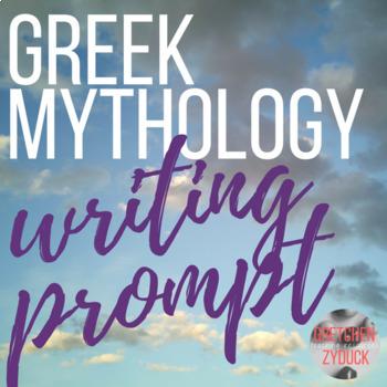 Mythology Creative Writing Prompt