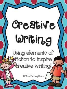 Creative Writing Bundle (No Prep!)