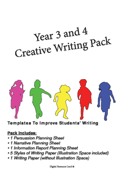Creative Writing Pack