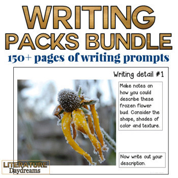 Descriptive Writing Bundle