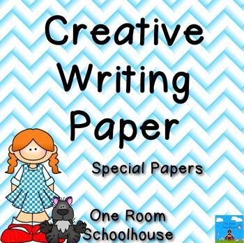 Creative Writing Paper