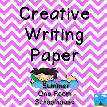 Creative Writing Paper: Summer