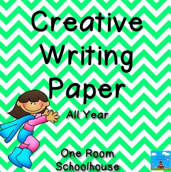 Creative Writing Paper Through the Year