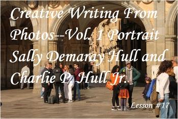 Creative Writing Photos—Vol. 1 Portrait Lesson #17
