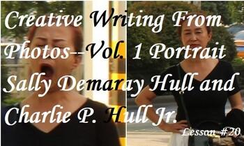 Creative Writing Photos—Vol. 1 Portrait Lesson #20