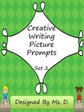 Creative Writing Picture Prompt - Set 2