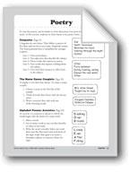 Creative Writing-Poetry