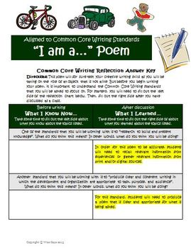 Creative Writing Poetry Lesson Activity Resource