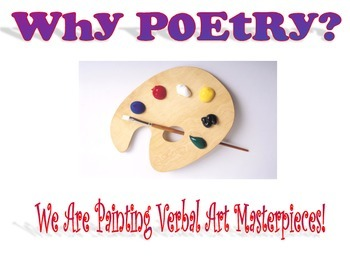 Creative Writing- Poetry Unit