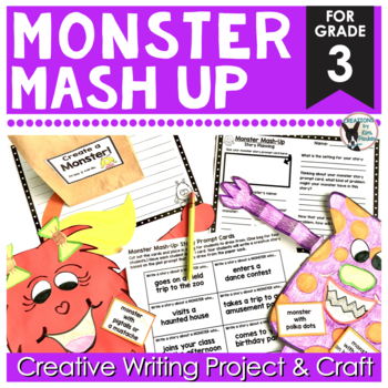 Creative Writing Project: Monster Mash-Up!