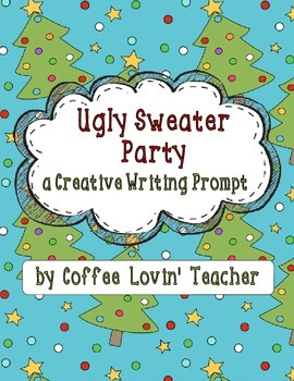Creative Writing Prompt!  Designed for use with all Grades K-8