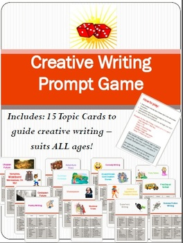 Creative Writing Prompt Game