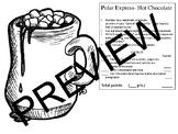 Creative Writing Prompt - Polar Express Hot Chocolate