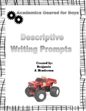 Creative Writing Prompt {RC Vehicles} A Picture Can Be Wor