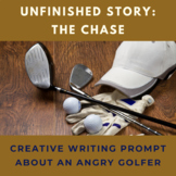 Story Starter Creative Writing Prompt: The Chase