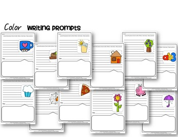 Creative Writing Prompts (Set 1)