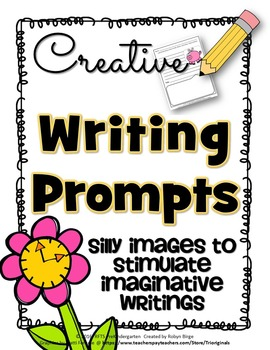 Creative Writing Prompts (Set 1)