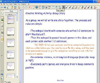 Creative Writing Prompts & Activities