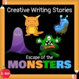 Creative Writing Curriculum: Escape of the Monsters
