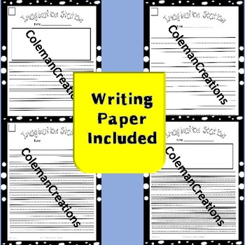 Writing Prompts (Writing Center)