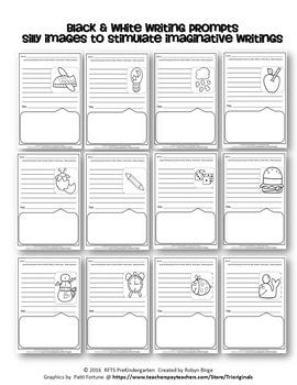 Creative Writing Prompts (Set 2)