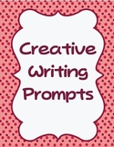 Creative Writing Prompts for Building Strong Writers Get ready for STAAR tests!