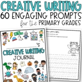 Creative Writing Prompts for Distance Learning {1/2 off fo