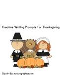 Creative Writing Prompts for Thanksgiving