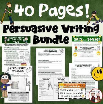 Creative Writing Resources Bundle