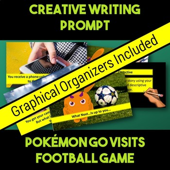 FIFA Football World Cup 2018 Writing Prompt: Pokemon Go Hijack Football Game