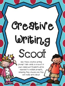 Creative Writing Scoot