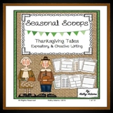 Expository Writing Prompts Thanksgiving