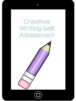 Creative Writing Self Assessment