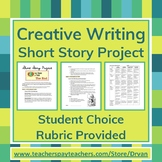 Creative Writing Short Story Summative Project