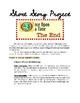 Creative Writing Short Story Summative Project