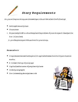 Creative Writing Stories