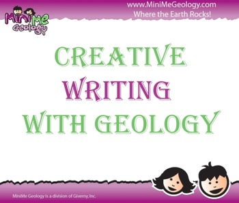Creative Writing Stories with Geology