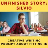 Story Starter Creative Writing Prompt: Silvio
