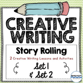 Creative Writing - Story Rolling - 2 Sets of Story Rolling Dice
