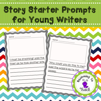 Creative Writing Story Starter Prompts
